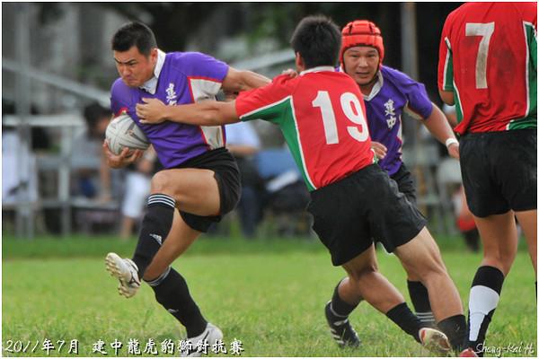 2011建中龍虎豹獅-第五場-建中OB對抗(CKOB vs CKOB)