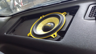 Fiero Speaker Installations