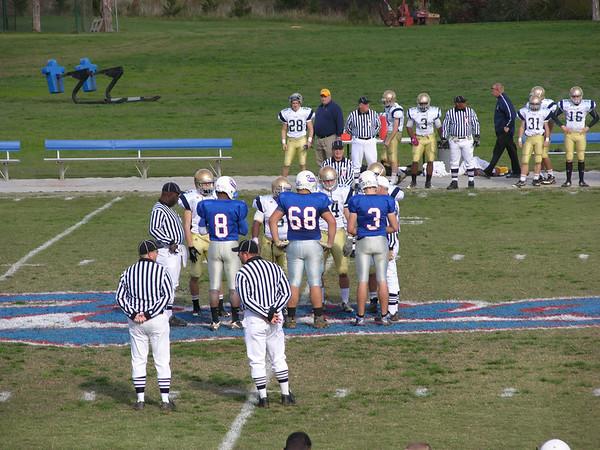 Prep Football vs. Valley Forge