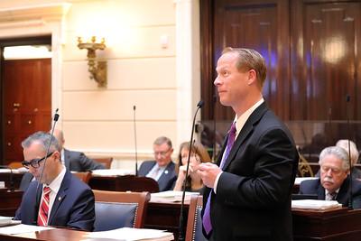Senator Keith Grover