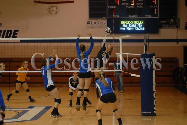 09-15-14 Sports Archbold @ Defiance VB