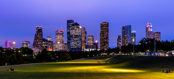 Houston @ Night
