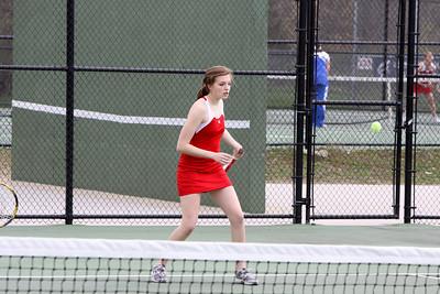 Girls Tennis - 2010-2011 - 5/5/2011 Sparta