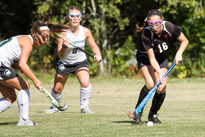 KUA GJV FH vs New Hampton #2 9/24/16
