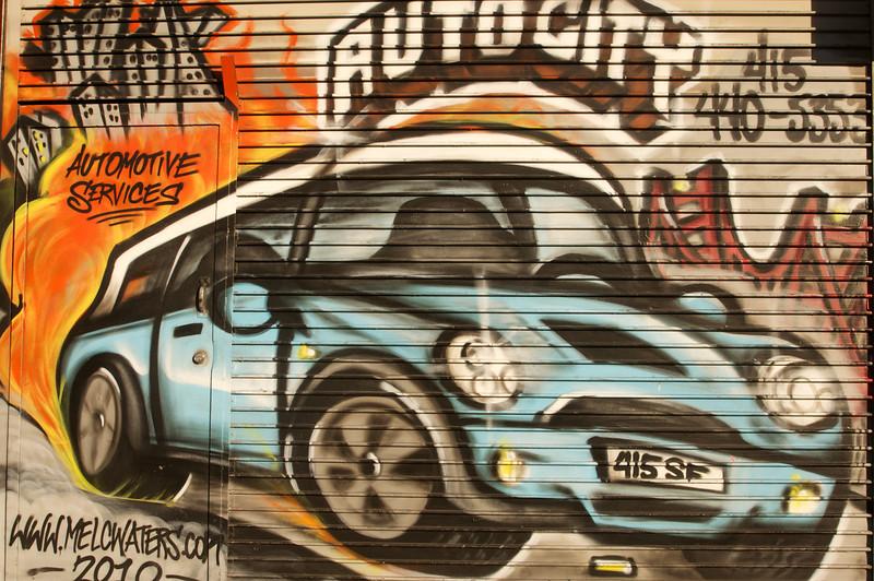 Auto City Art