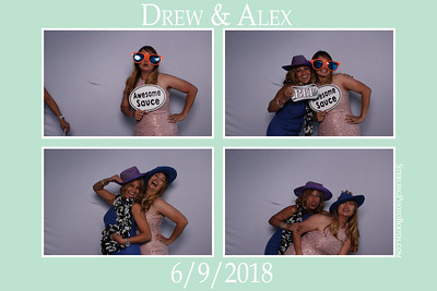 Drew & Alex's Wedding