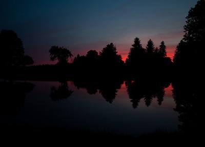 Pickle Platter Pond July 2012