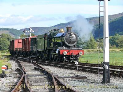 Llangollen Railway 2010