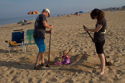 Day 9 - Beach