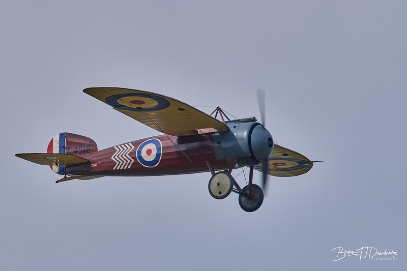 Bristol M1 Monoplane