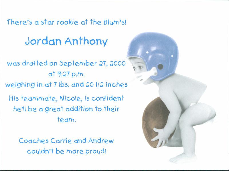 Jordan Blum