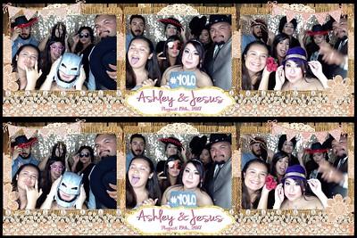 Ashley & Jesus Wedding