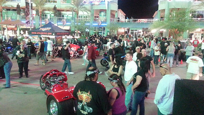 Westgate Bike Night Fall 2012