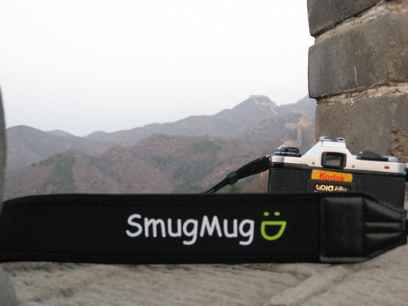 Show us yer' SmugMug on the Great Wall of China!!!