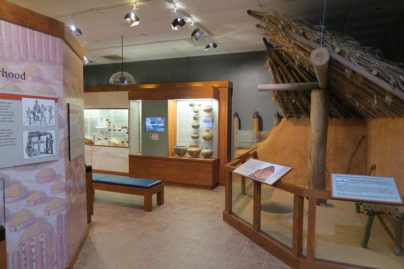 Ocmulgee National Monument Visitor Center