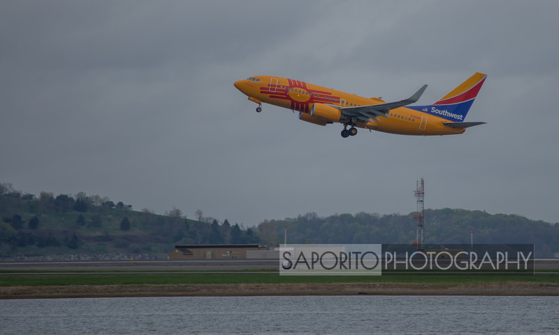 "Southwest 737-700 ""New Mexico One"""