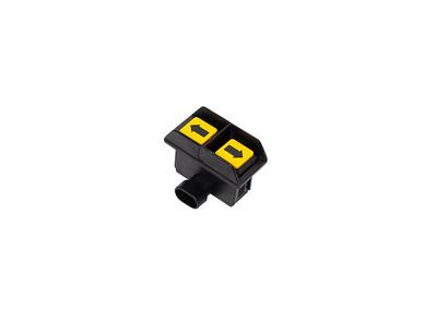 CASE IH MX CX MXM HYDRAULIC LINKAGE ARM EXTERNAL FENDER LIFT LOWER SWITCH 220415A1
