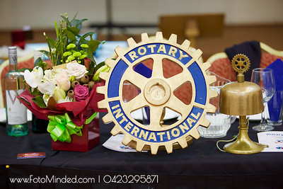 Granville Rotary Club Changeover