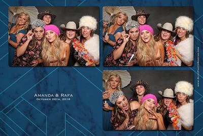 2018 Amanda and Rafa Wedding