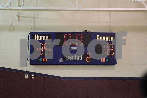 Varsity-Oak Grove vs Lincoln Prep 1-26-10 First Half Only