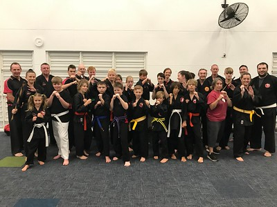 Combat Self Defence Weapon Defence Course May 2019