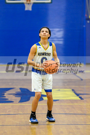 Boys JV Basketball 1.29.19