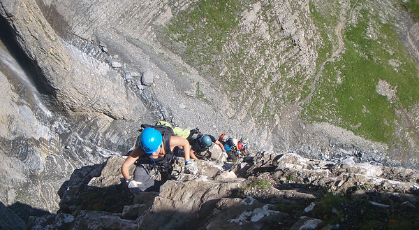 Via ferrata Highlights