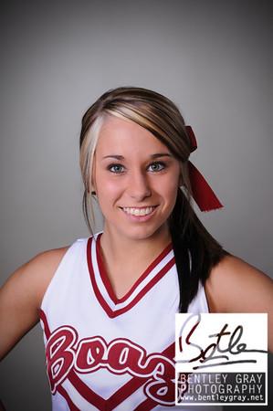 BHS Cheer 2012-13