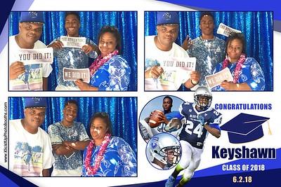 Keyshawn's Graduation Celebration