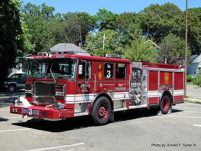 Melrose, MA Fire Apparatus