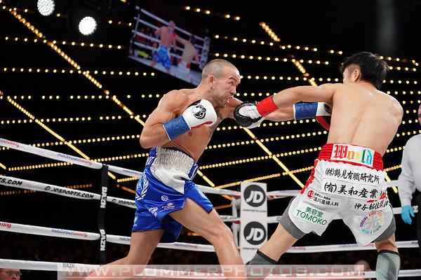 TJ Doheny Defeats Ryohei Takahashi by 11th Round TKO