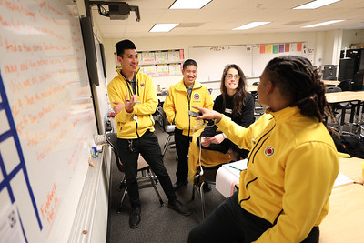 Mount Pleasant High School - City Year San Jose 2019