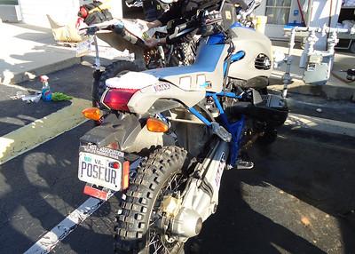 Sandblast Rally 2012