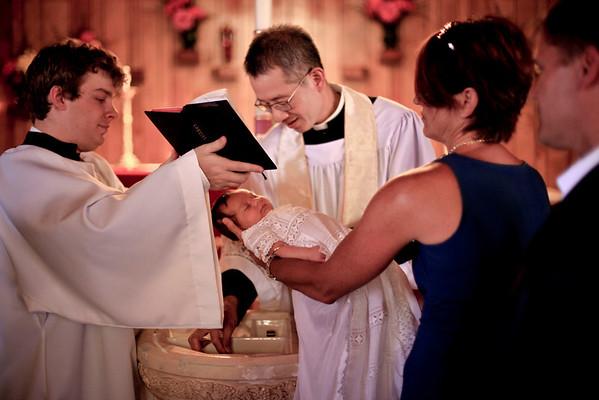 Wilber Baptism