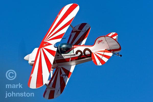Reno Air Races - Biplane Class