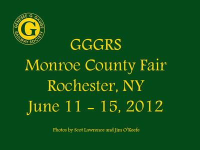 GGGRS at the Fair