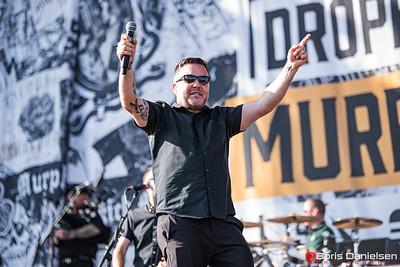 Dropkick Murphys @ Tons Of Rock Festival 2019.