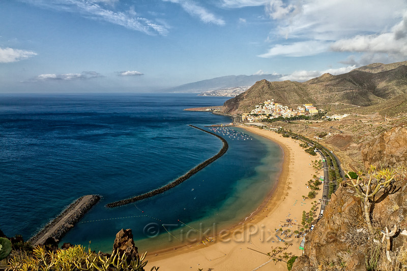 Playa de las Teresita