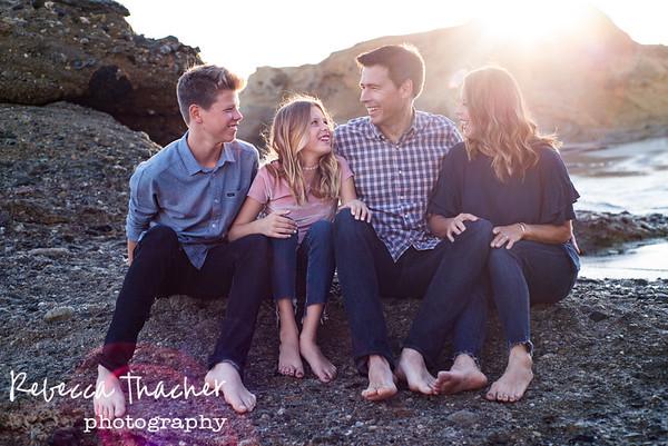 Kingsley Family . Laguna