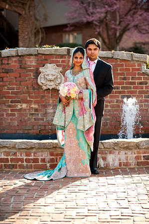 Ahsan and Serena's Ceremony