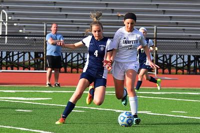 18-04-11 MHS Girls JV vs Lafayette