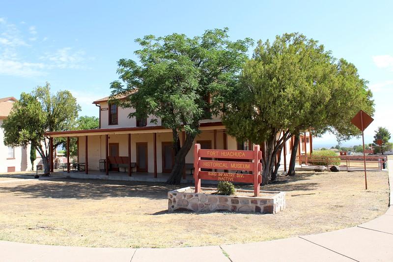 Fort Huachuca Museum (2019)