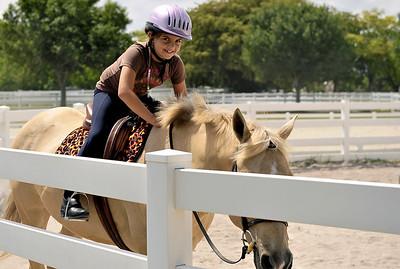 2009-05-01 - Morgan Horseback Riding