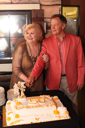 Gil and Dede 50th Wedding Anniversary