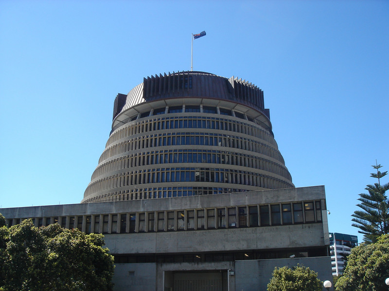 famous beehive building