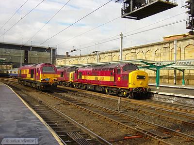 2004 - Railtours