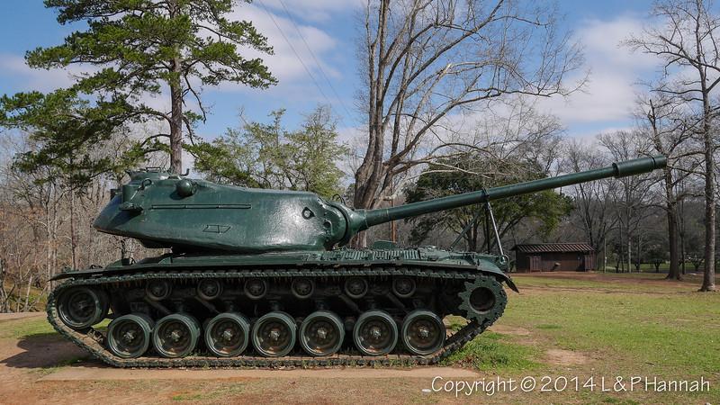 Pioneer Park - Nacogdoches, TX - M103