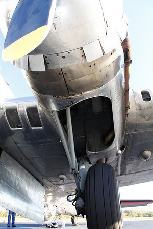 "2011 October 26 - B-17 Flying Fortress ""Yankee Lady"""
