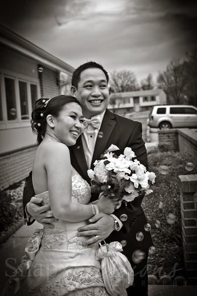 Jen and Joseph Wedding