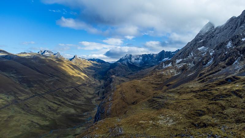 Cordillera Huayhuash Peru - Classic Trekking